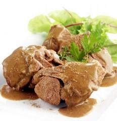 Epaule d'agneau aux épices douces et au lait de coco, sachet 250gr