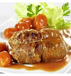 Paupiette de veau aux jus xérès et estragon, sachet 250gr