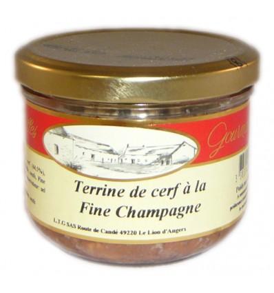 Terrine de Cerf à la Fine de Champagne