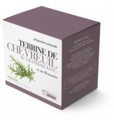 Terrine Chevreuil Genievre au Gigondas et Romarin de Provence