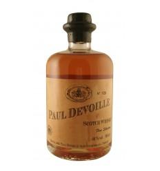 Whisky Scotch Fine Selection Devoille 50 cl