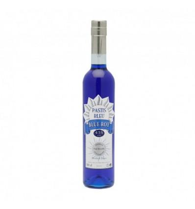 Pastis Blue Roy 45% Paul Devoille 50 cl