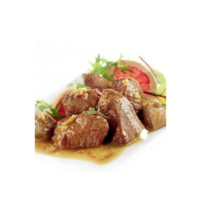 Colombo de porc et mangue, 380gr