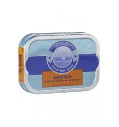 Sardines entières à l'huile d'olive et au piment
