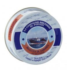 Rillettes de sardines aux 2 épices